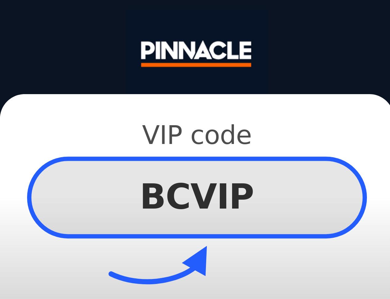 Pinnacle VIP Code