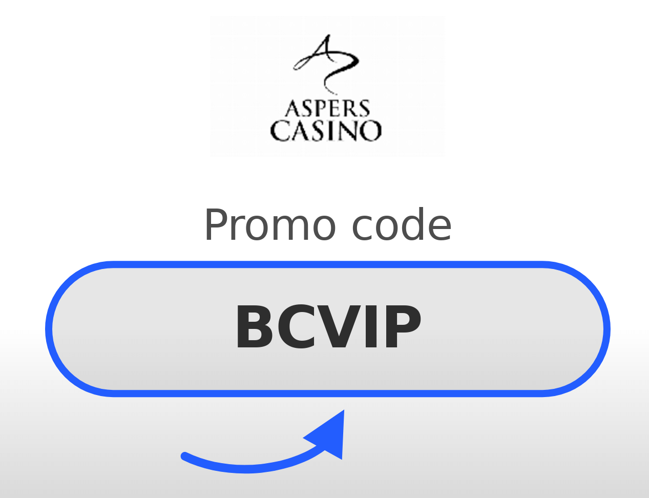 Aspers Casino Bonus Code