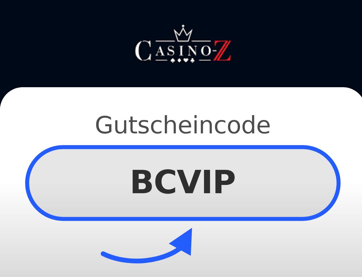Casino Z Gutscheincode