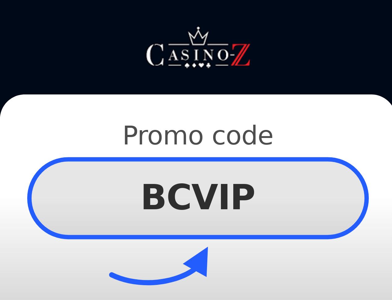 Casino Z Promo Code
