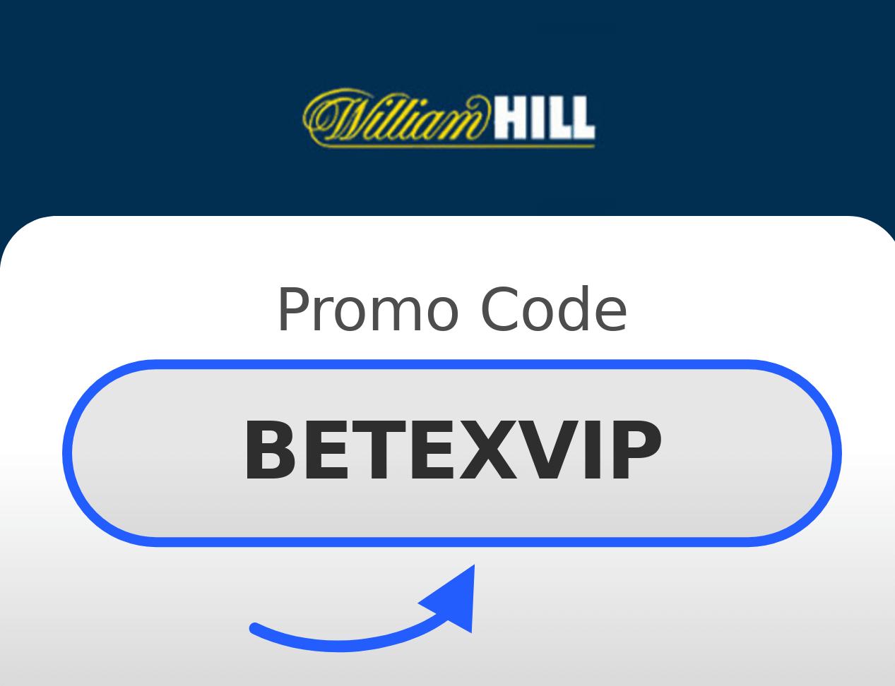 William Hill Promo Code