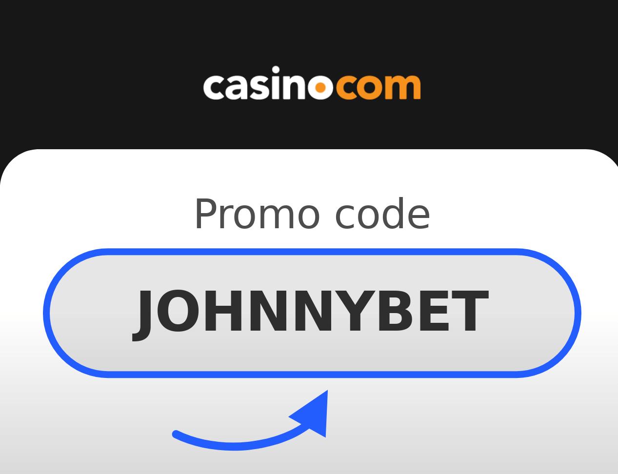 Casino.com Promo Code