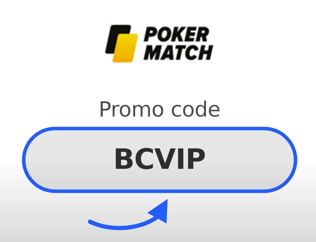 PokerMatch Promo Code