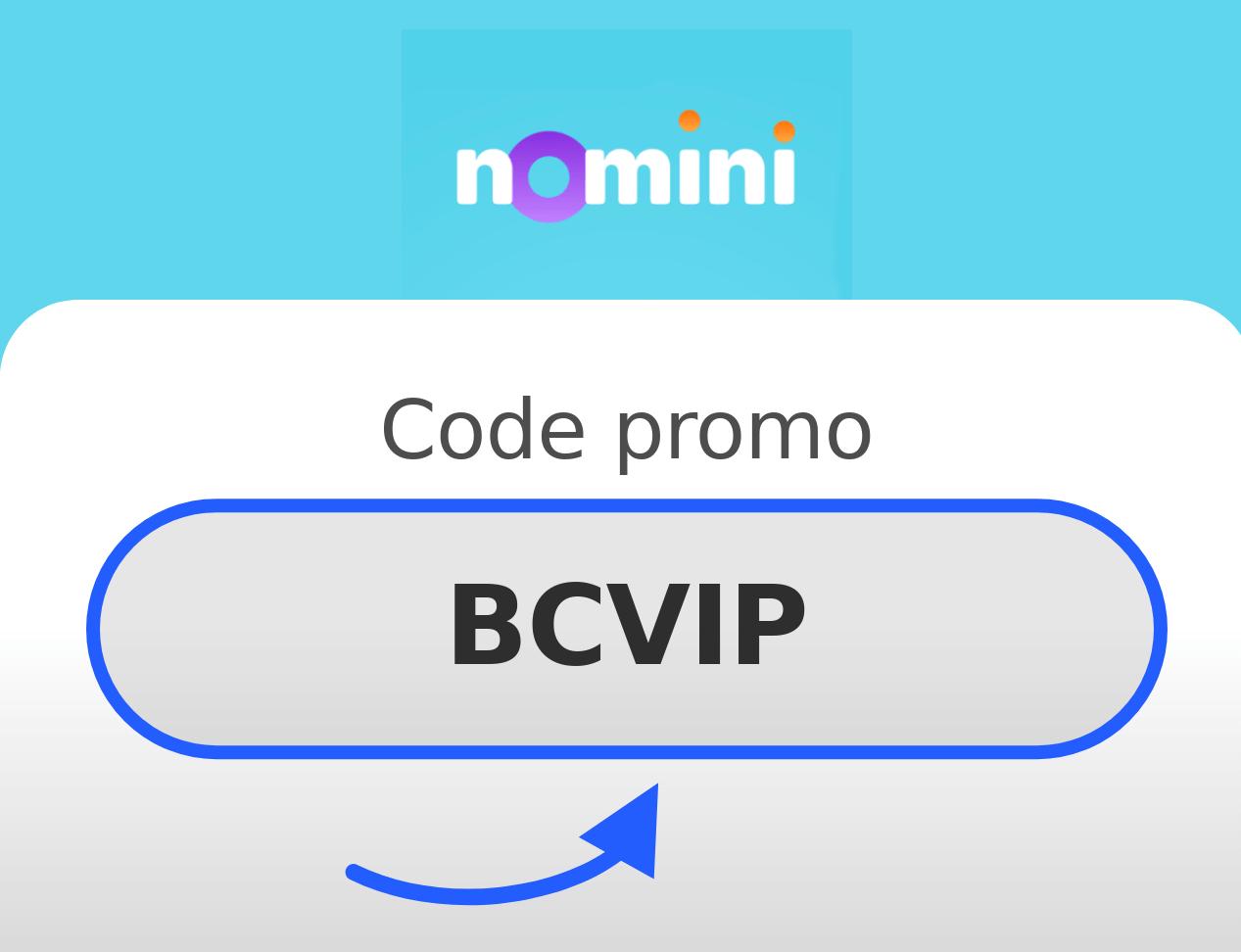 Code Promo Nomini Casino