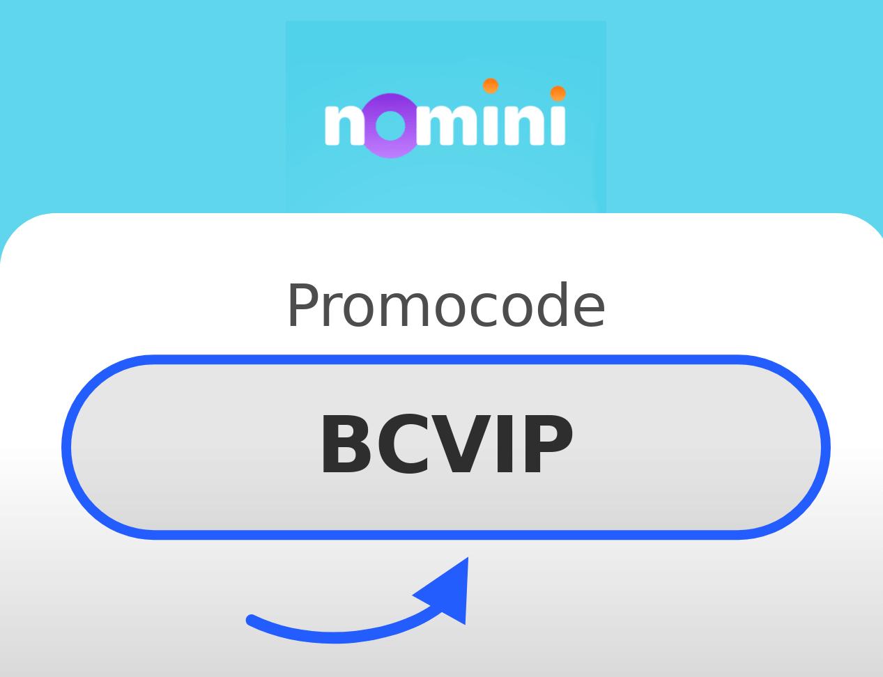 Nomini Casino Promocode