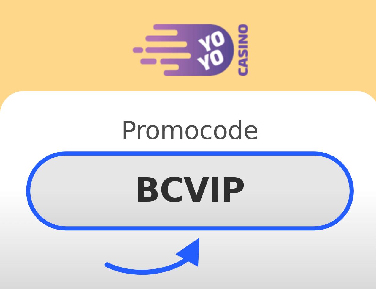 YoYo Casino Promocode