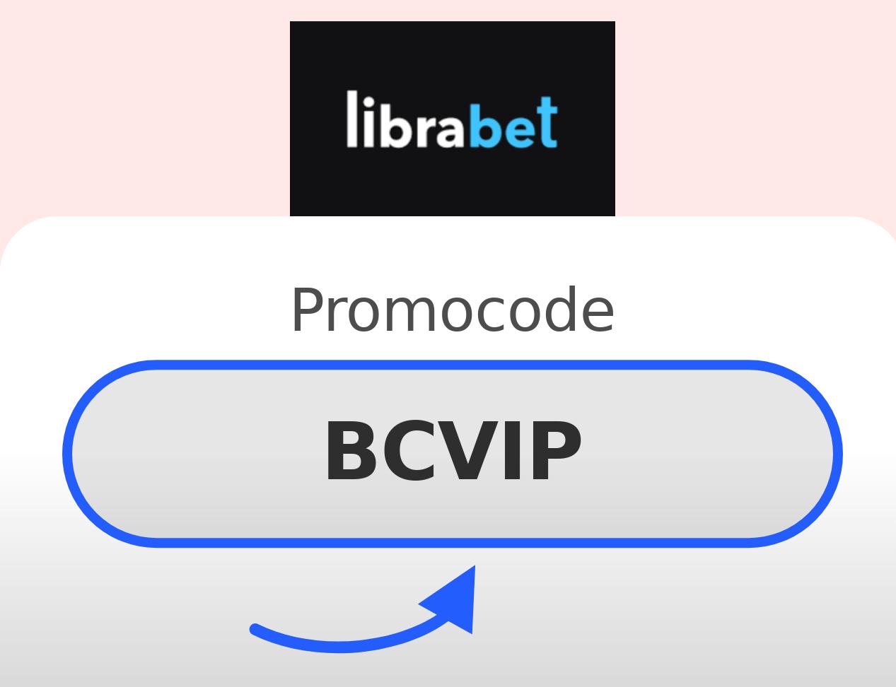 Librabet Promocode