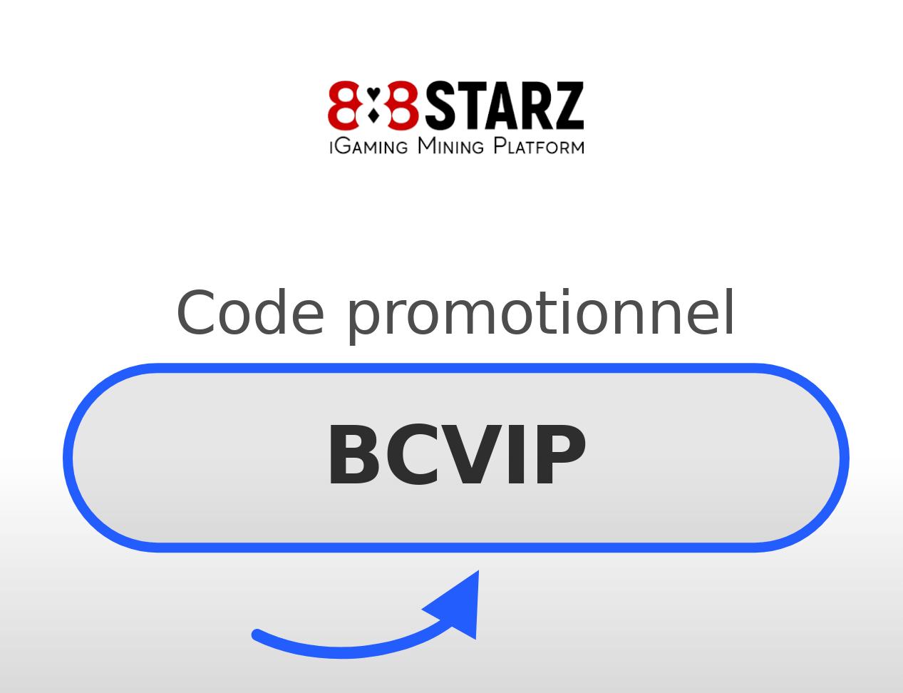 Code promotionnel 888starz