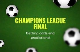 Champions league final 2021 betting toronto sports betting