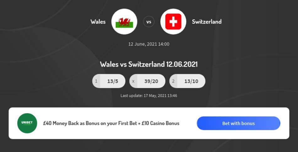 Wales vs Switzerland Predictions