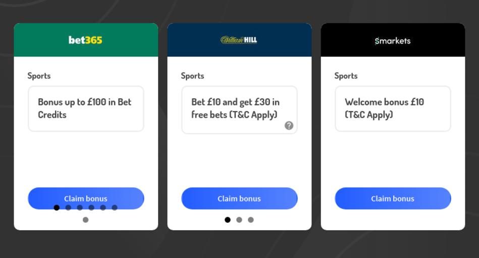 Best Legal Betting Sites in UK
