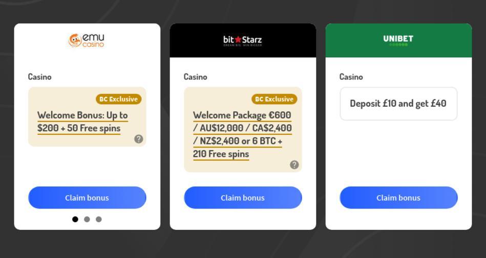 Online Casinos in Australia