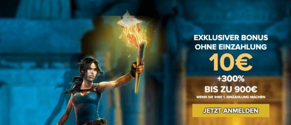 Osiris Casino Bonus