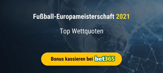 Euro 2021 Wetten