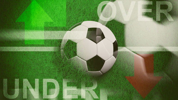 Football over under betting strategy